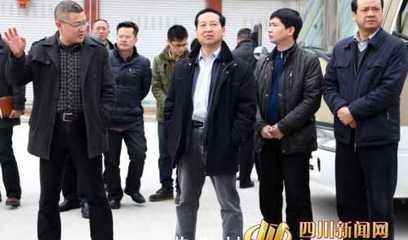 【镇区动态】罗蒙到魏城调研城镇化建设与产业经济发展工作
