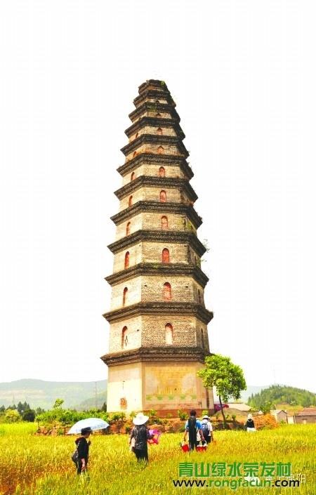 【魏城新闻】悠久历史,绵阳魏城,一座730多年的古老城镇。-古老城镇-魏城新闻-荣发村 第2张