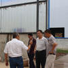 魏城镇人大主席团组织区人民代表开展视察活动