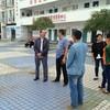 绵阳市人大常委会代联委王涛主任一行到魏城镇检查指导人大工作