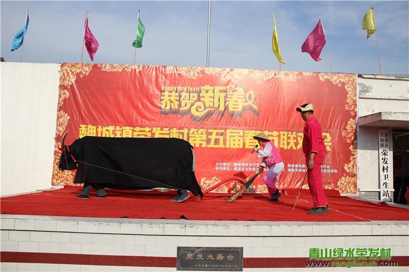 【图片】2016年荣发村第五届春节联欢会 精彩图片集锦!-2016-文化建设-荣发村 第32张