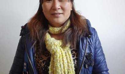 荣发村妇女主任-安银华